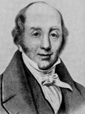 Abraham Colles (1773 - 1843)