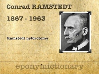 Conrad Ramstedt (1867–1963) 340