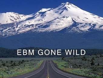 EBM Gone Wild snow 340
