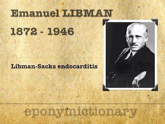 Emanuel Libman (1872 - 1946) 340