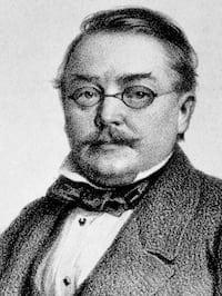 Ferdinand Karl Franz Schwarzmann, Ritter von Hebra (1816 – 1880)