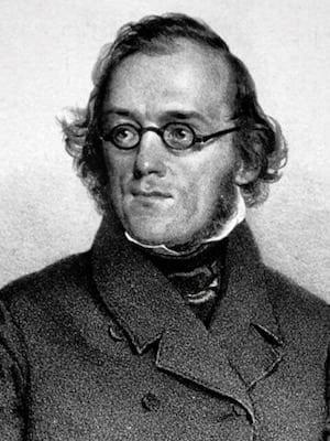 Karel (Carl von) Rokitansky (1804-1878)
