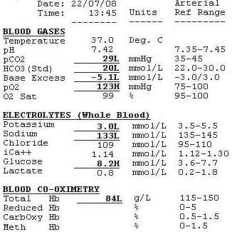 Metabolic Muddle 008 pregnant-ABG