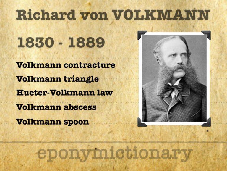 Richard von Volkmann (1830 – 1889) 340