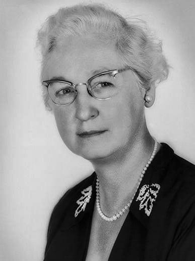 Virginia Apgar (1909 – 1974)