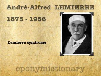 André-Alfred Lemierre (1875 – 1956) 1200