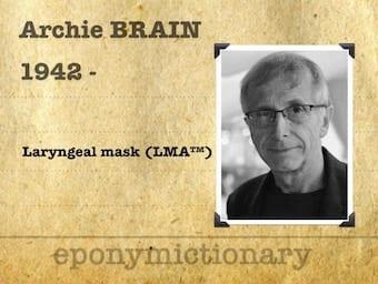 Archie Ian Jeremy Brain (1942 – ) 340