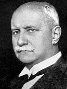 August Karl Gustav Bier (1861 – 1949)