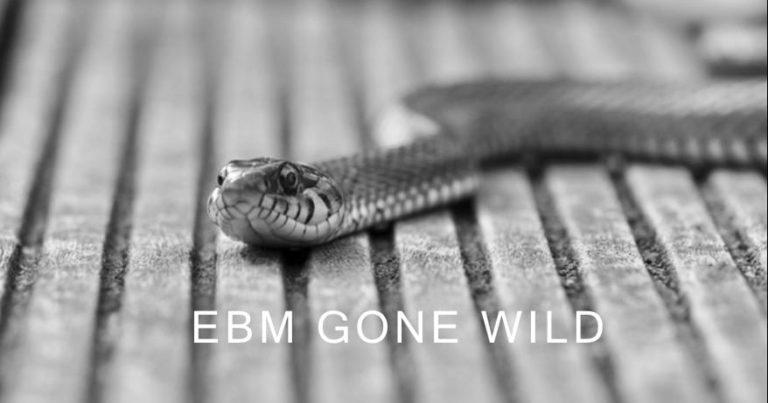 EBM Gone Wild snake 1200