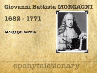 Giovanni Battista Morgagni (1682 – 1771) 340