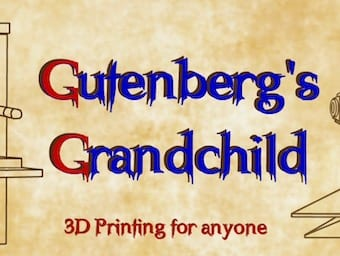 Gutenbergs Grandchild 340