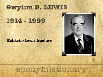Gwylim Bill Lewis (1914 – 2009) 1200