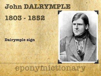 John Dalrymple (1803 – 1852)