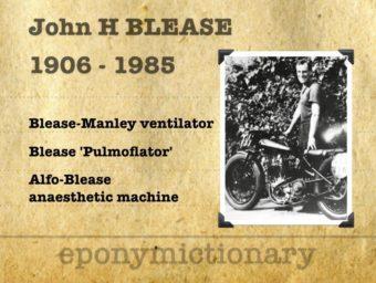 John H. Blease (1906 – 1985) 340