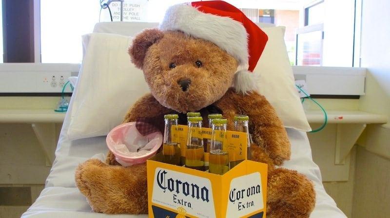 LITFL 12 days 006 Bear drunk