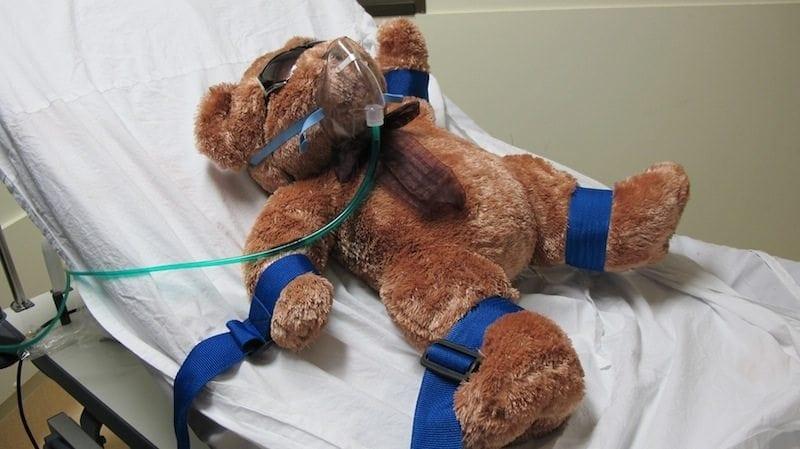 LITFL 12 days 007 Bear restrained