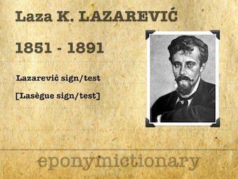 Lazar K. Lazarević (Лазаp К. Лазаревић) (1851 – 1891) 1200