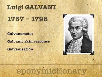 Luigi Galvani (1737-1798) 340