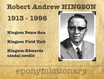 Robert Andrew Hingson (1913-1996) 340