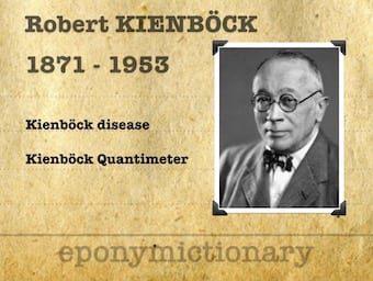 Robert Kienböck (1871-1953) 340