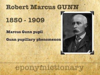 Robert Marcus Gunn (1850 – 1909) 1200