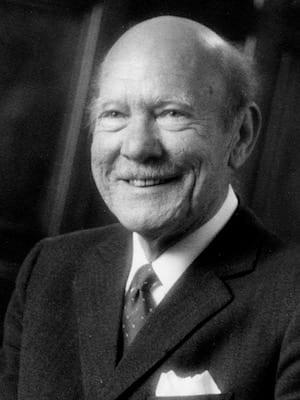 Robert Symon Garden (1910 - 1982)