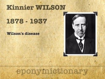 Samuel Alexander Kinnier Wilson (1878 – 1937) 1200