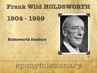 Sir Frank Wild Holdsworth (1904 – 1969) 340