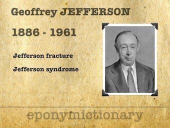Sir Geoffrey Jefferson (1886 – 1961) 340