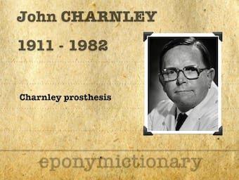 Sir John Charnley (1911 – 1982) 340