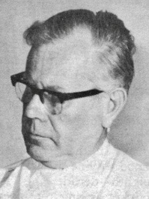 Thomas Geoffrey Barlow (1915 – 1975)