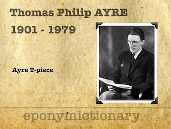 Thomas Philip Ayre (1901-1979) 340