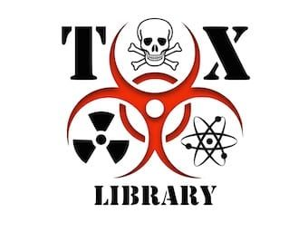 Toxicology Library Tox library 340