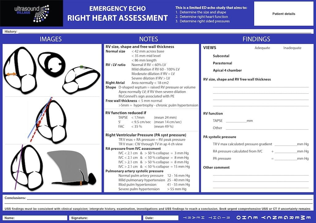 Ultrasound Case 079 04 RV Report