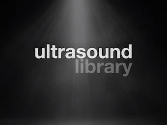 Ultrasound LIBRARY 340 1