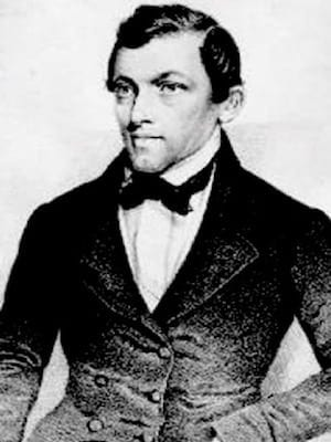 Vincent Alexander Bochdalek (1801–1883)