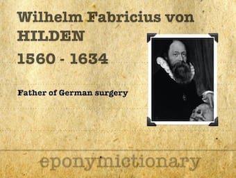 Wilhelm Fabry (1560-1634) 1200