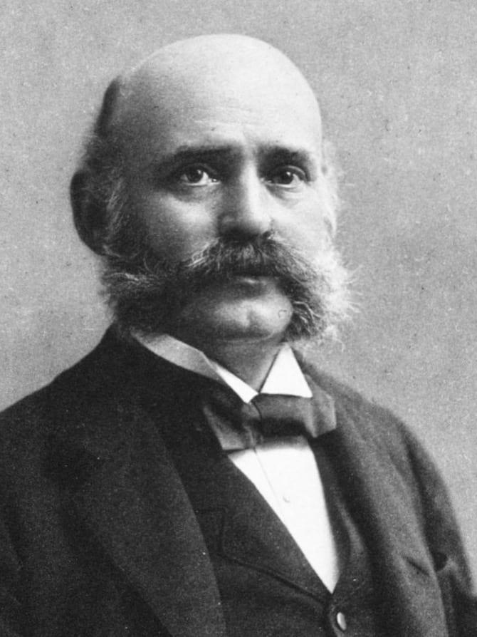 Carl Weigert 1845-1904