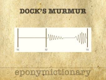 Dock's murmur 340