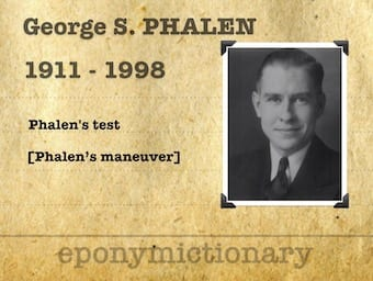 George S. Phalen (1911 – 1998) 340