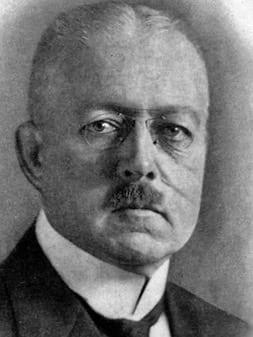 Heinrich Ernst Albers-Schönberg (1865 – 1921)