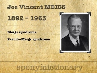 Joe Vincent Meigs (1892-1963) 340
