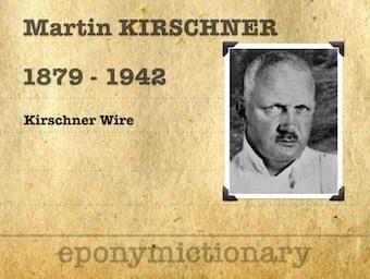 Martin Kirschner (1879 – 1942) 340