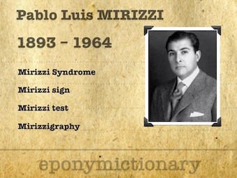 Pablo Luis Mirizzi (1893 - 1964) 340