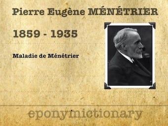 Pierre Eugène Ménétrier (1859 – 1935) 1200