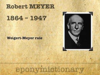 Robert Meyer (1864 - 1947) 340