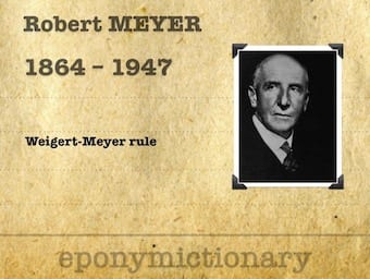 Robert Meyer (1864 - 1947) 340
