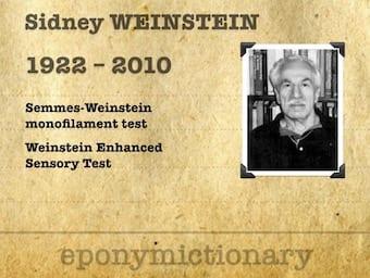 Sidney Weinstein (1922 - 2010) 340