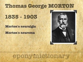 Thomas George Morton (1835 – 1903) 1200