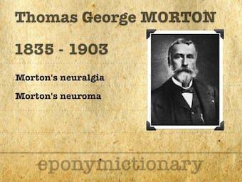 Thomas George Morton (1835 – 1903) 1200